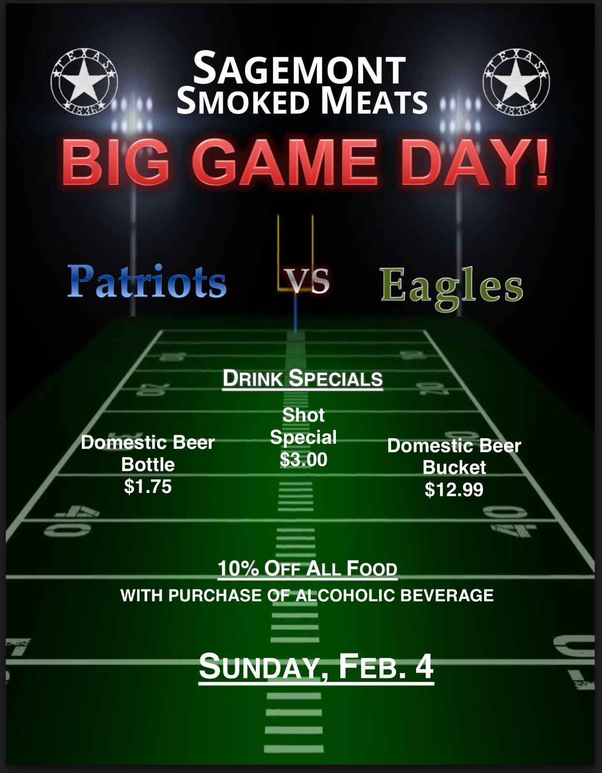 Sagemont Smoked Meats & Bar
