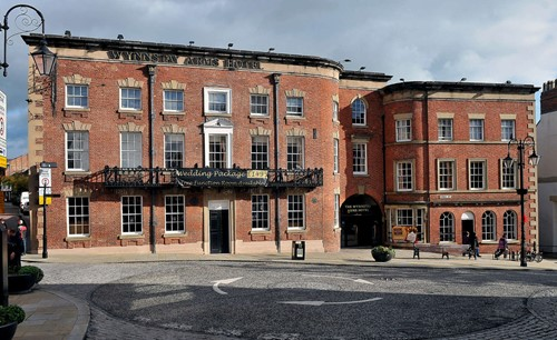 Wynnstay Arms Wrexham - Wrexham, Clwyd LL13 8LP - 01978 291010 | ShowMeLocal.com