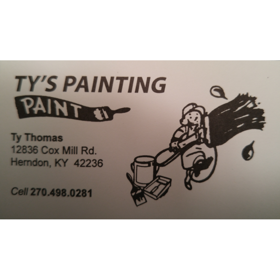 Ty's Painting