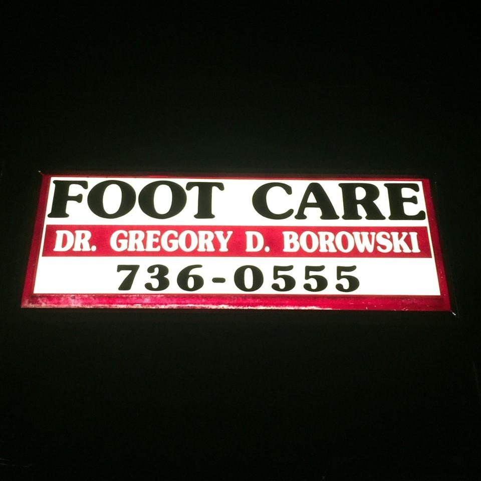 Gregory D Borowski DPM