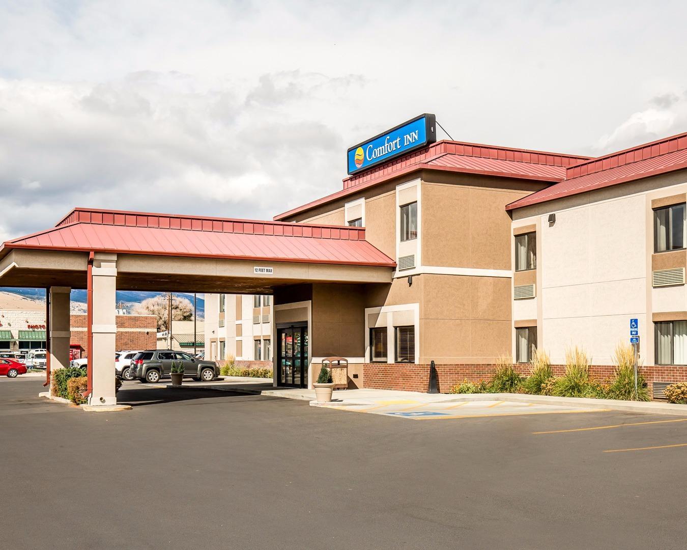 Comfort Inn At Buffalo Bill Village Resort In Cody Wy