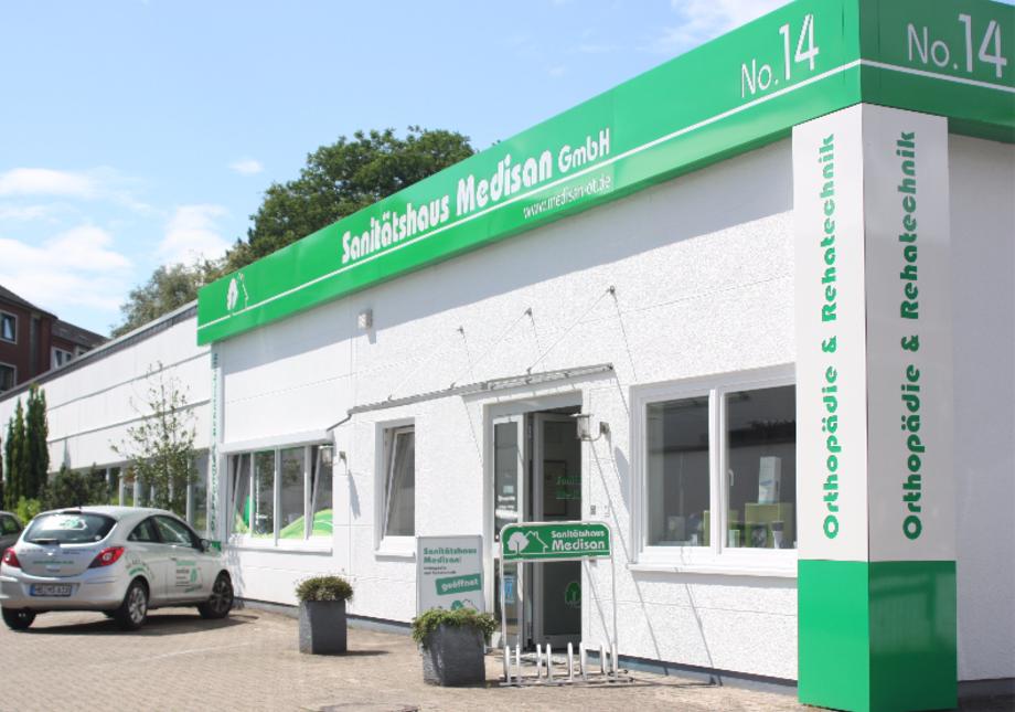 Sanitätshaus Medisan GmbH