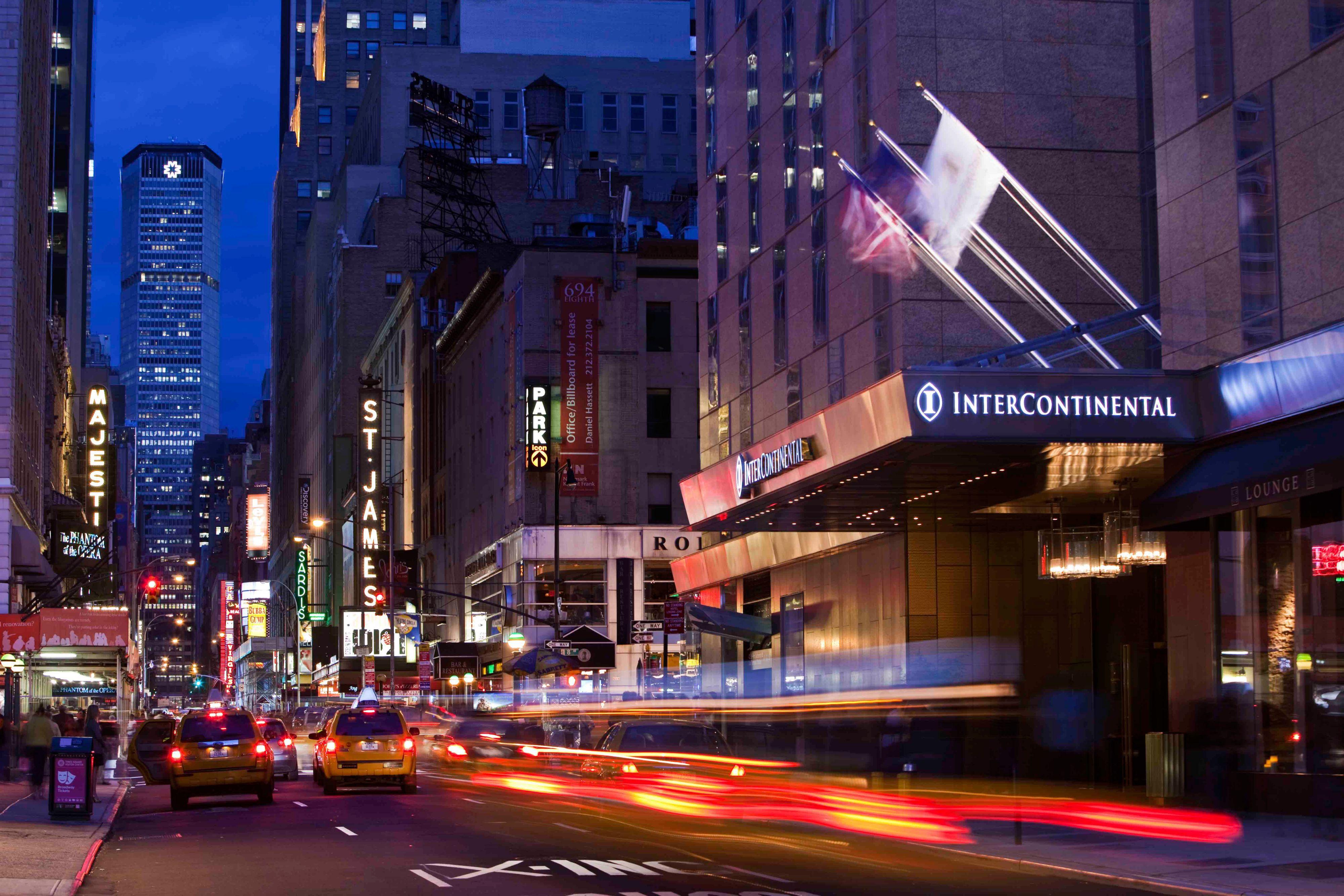 Intercontinental New York Times Square New York New York Ny Localdatabase Com
