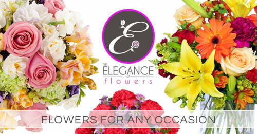Elegance Of Flowers