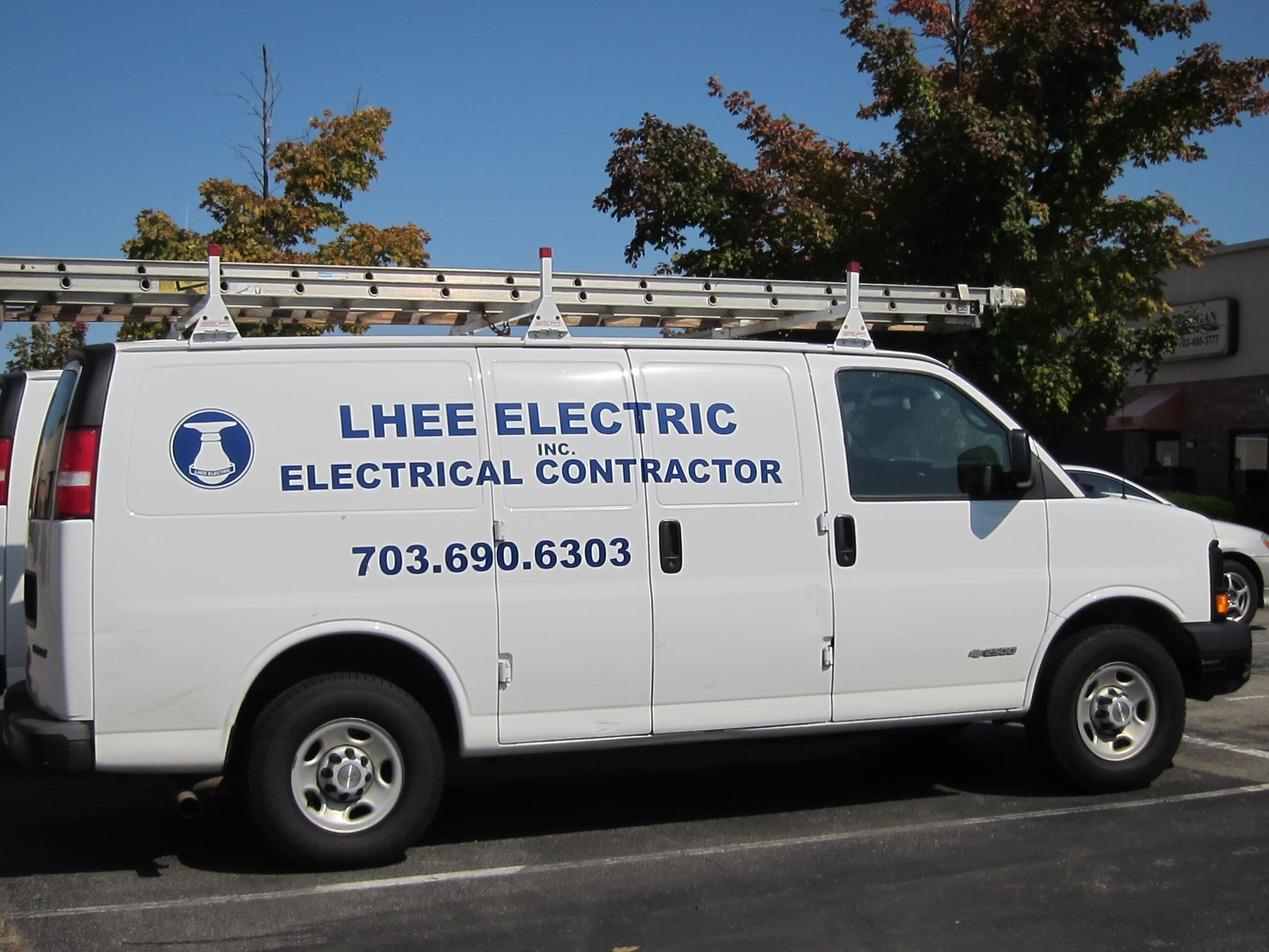 Lhee Electric Co Inc In Woodbridge Va 703 690 6303