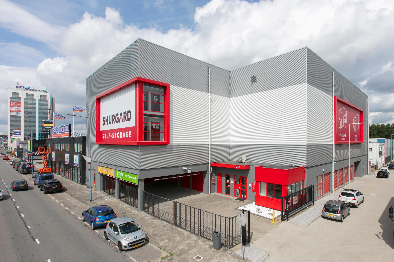 Shurgard Self-Storage Rotterdam Stadionweg