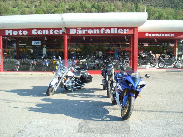 Bärenfaller Moto-Shop