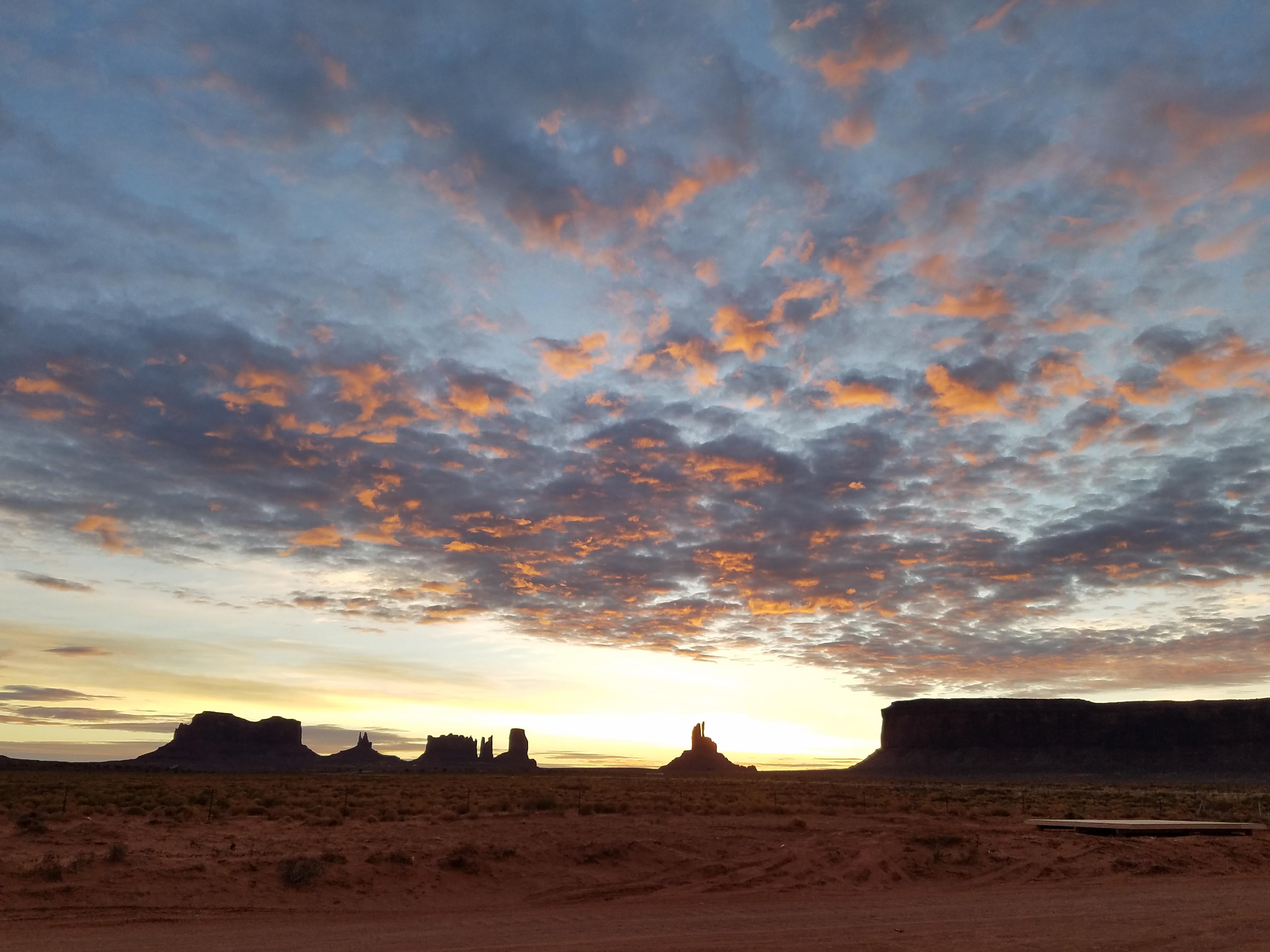 Monument Valley KOA Journey