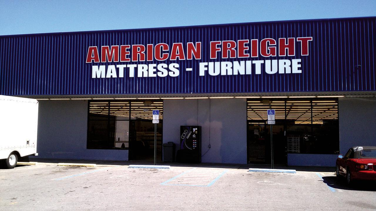 American Freight Furniture And Mattress In Pensacola Fl 32506