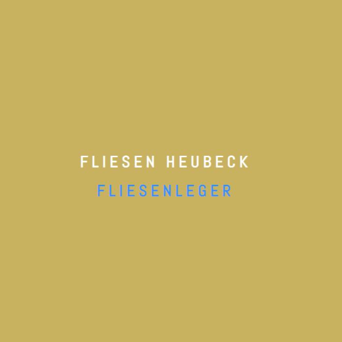 Fliesen Heubeck Christian Heubeck