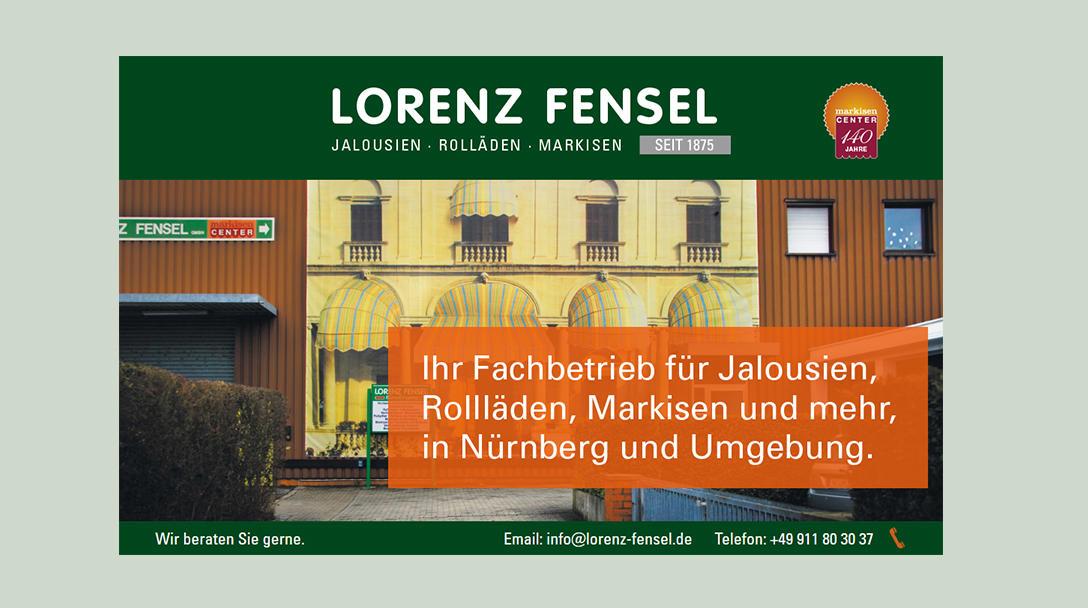 N Rnberger Jalousien Rolladenfabrik Lorenz Fensel Gmbh