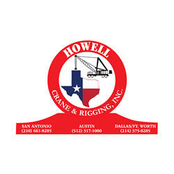 Howell Crane & Rigging, Inc. - Converse, TX - General Contractors