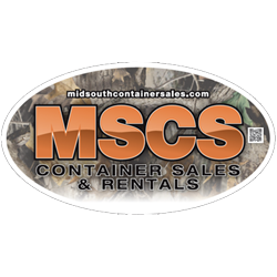 Midsouth Container Sales & Rentals - Collierville, TN 38017 - (901)461-3120 | ShowMeLocal.com