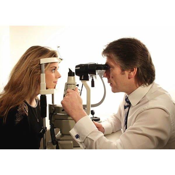 Eric Mercer Optometrist
