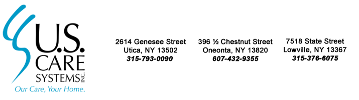 US Care Systems - Utica, NY - Home Health Care Services