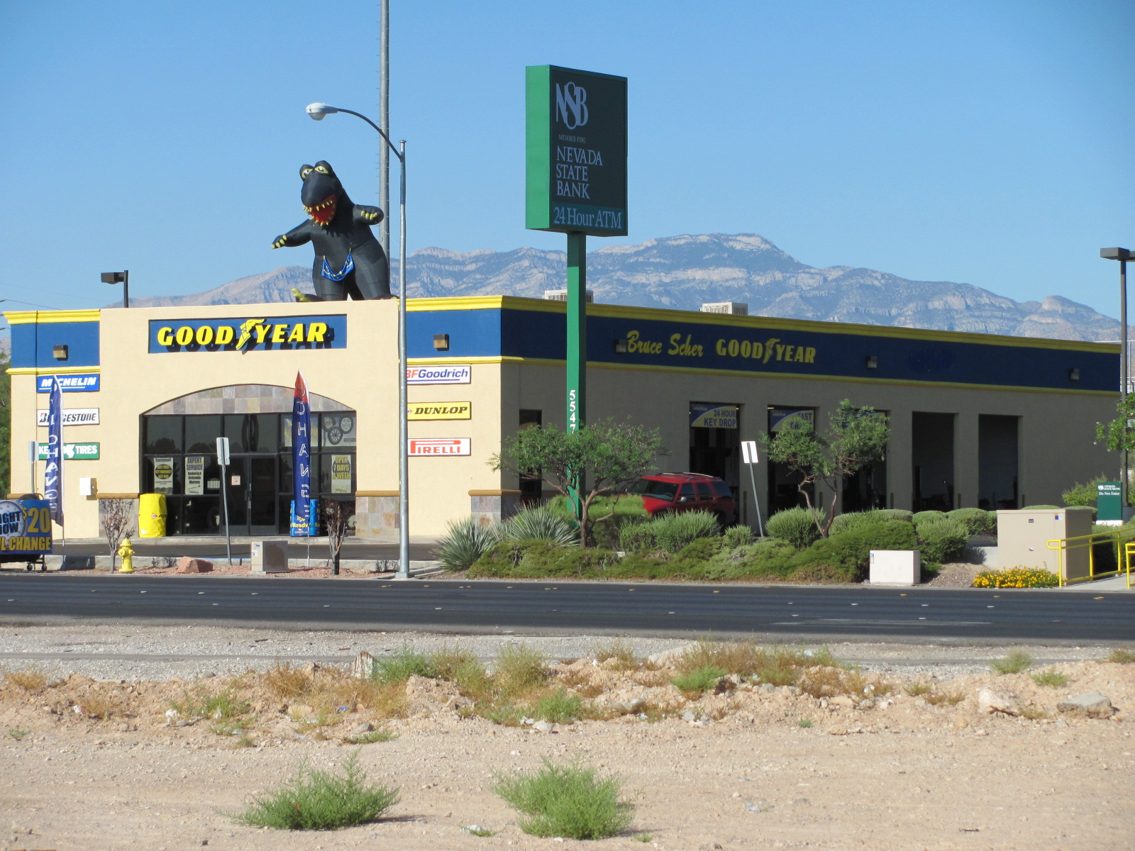 Goodyear Tire Store Near Me >> Superior Tire - Goodyear Auto Service Center Coupons near me in las vegas | 8coupons