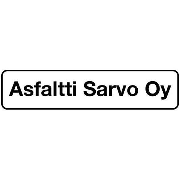 Asfaltti Sarvo Oy