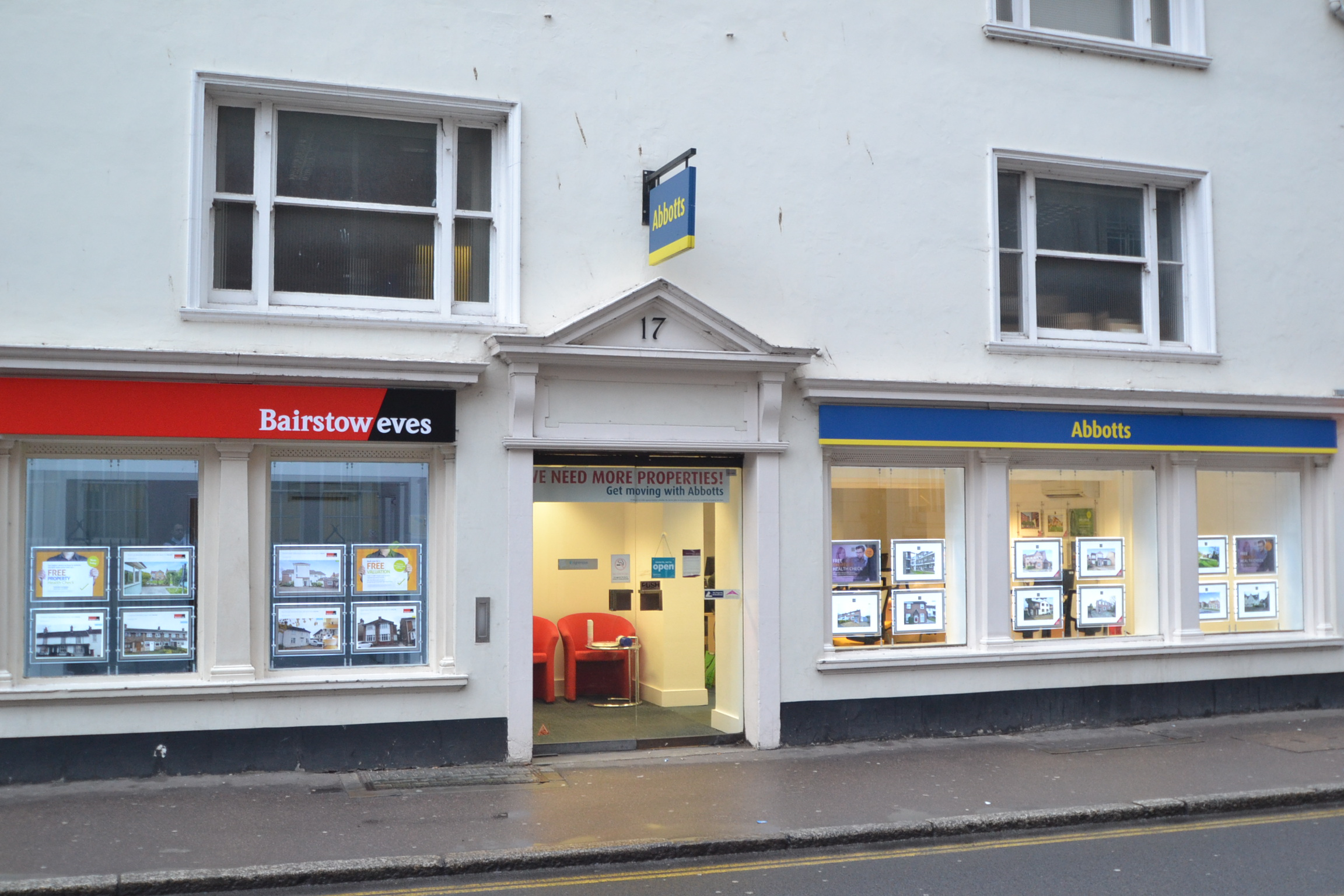 Bairstow Eves Estate Agents Chelmsford