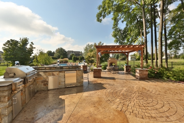 A complete outdoor living area on Complete Outdoor Living id=83199