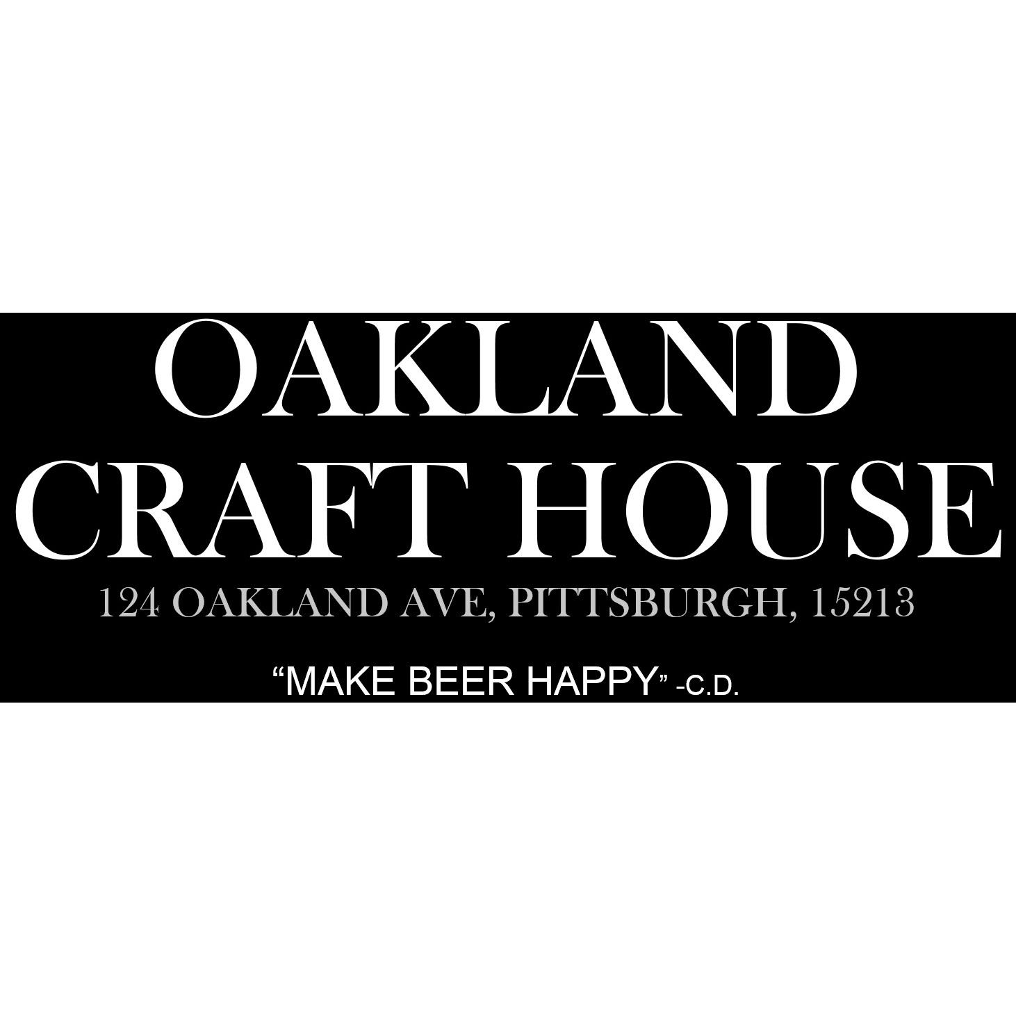 Oakland Craft House