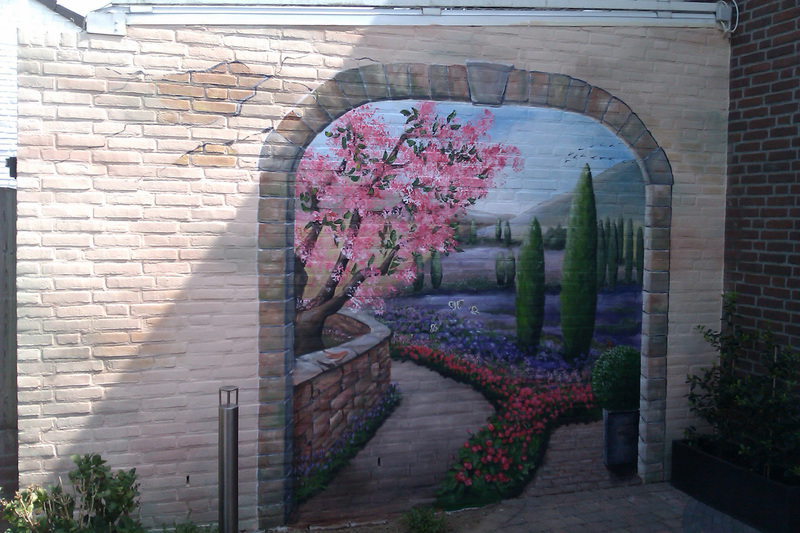 Muraccent Muurschilderingen