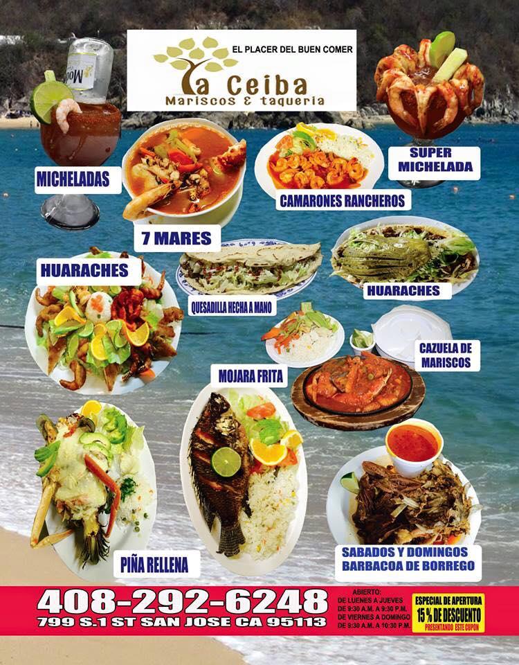 San Jose Mexican Restaurant Coupons