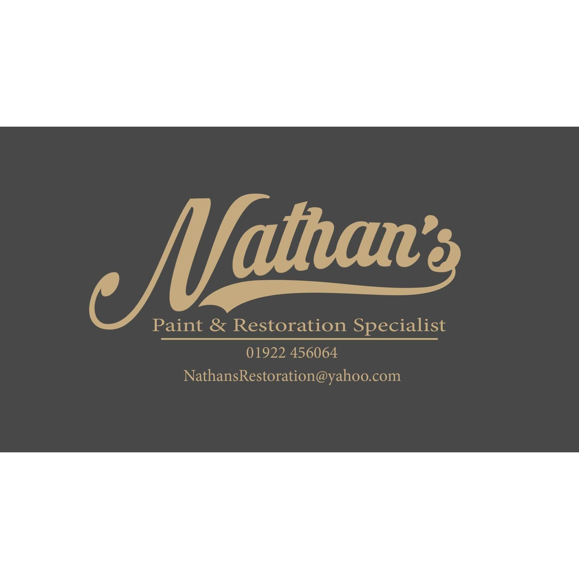 Nathan's Paint & Restoration Specialists Ltd - Walsall, West Midlands WS9 8BG - 01922 456064 | ShowMeLocal.com