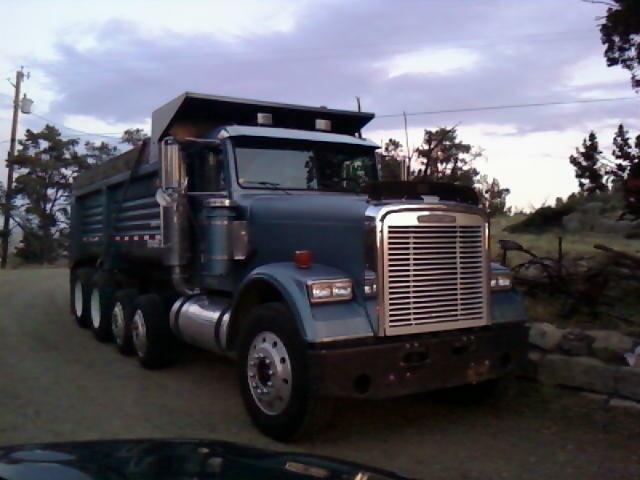 Nomad trucking & materials LLC
