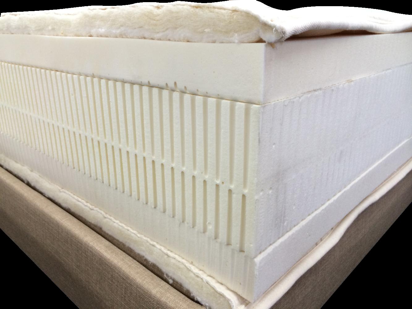 natural organic mattress santa ana talalay latex beds