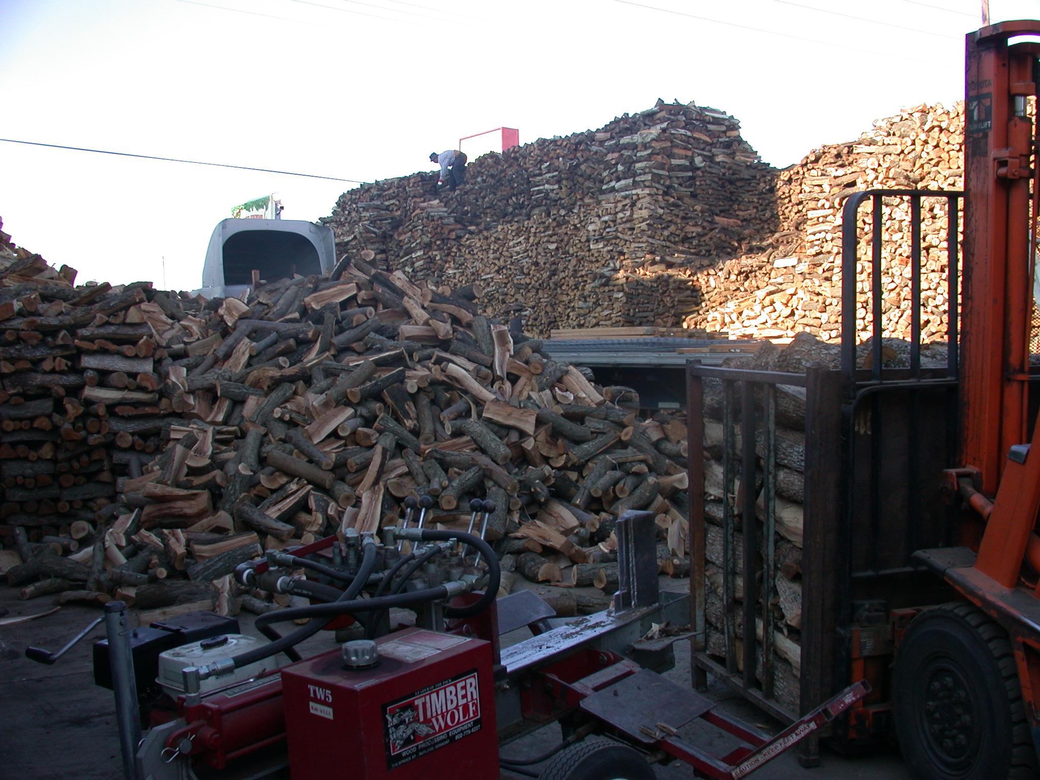 Whitt's Wood Yard