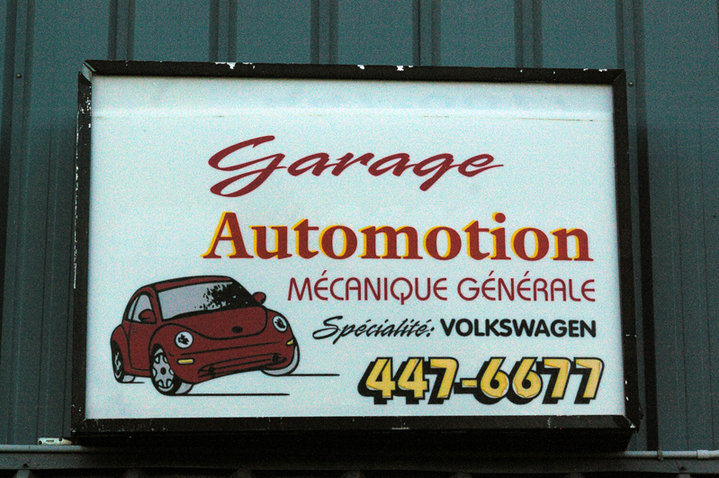 Automotion Garage in Chambly