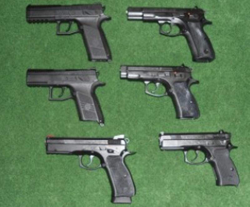 LOS lovecké zbraně a střelivo - Pavel Rosa