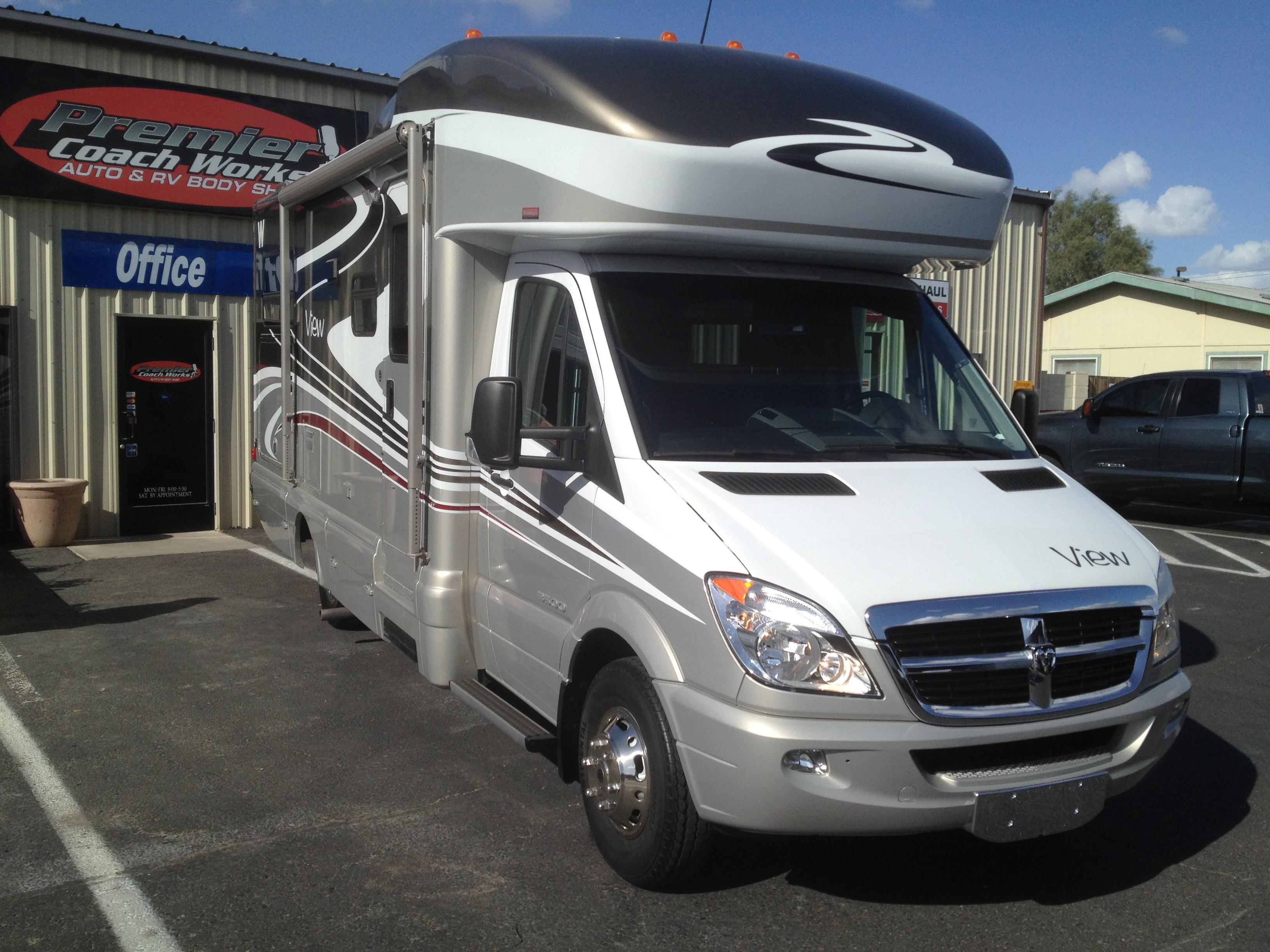 Premier Coach Works Auto & RV Body Shop