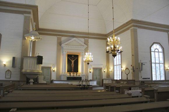 Ylivieskan seurakunta