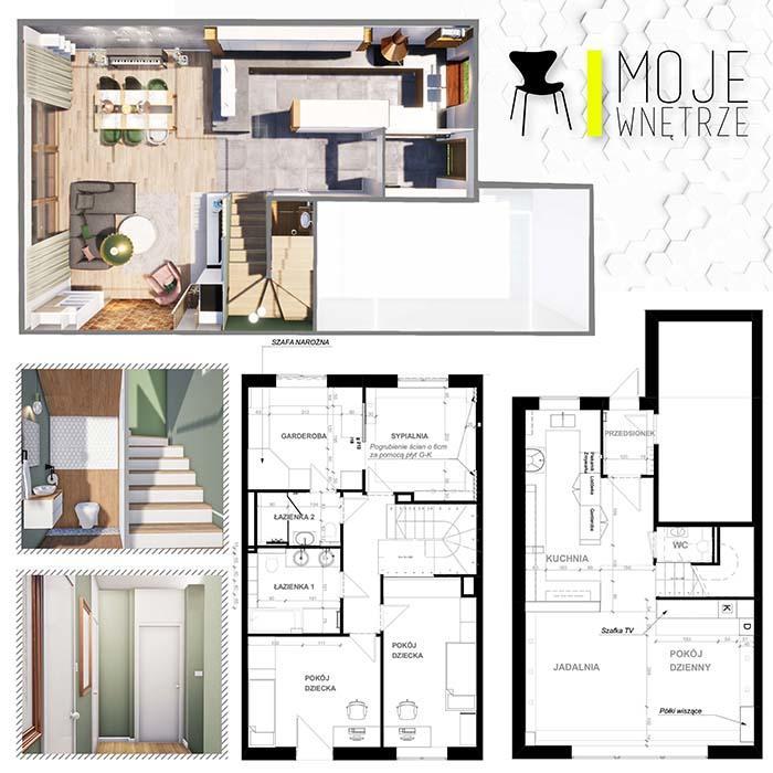 Pracownia Projektów Wnętrz i Architektury Moje Wnętrze Paweł Pietrzak