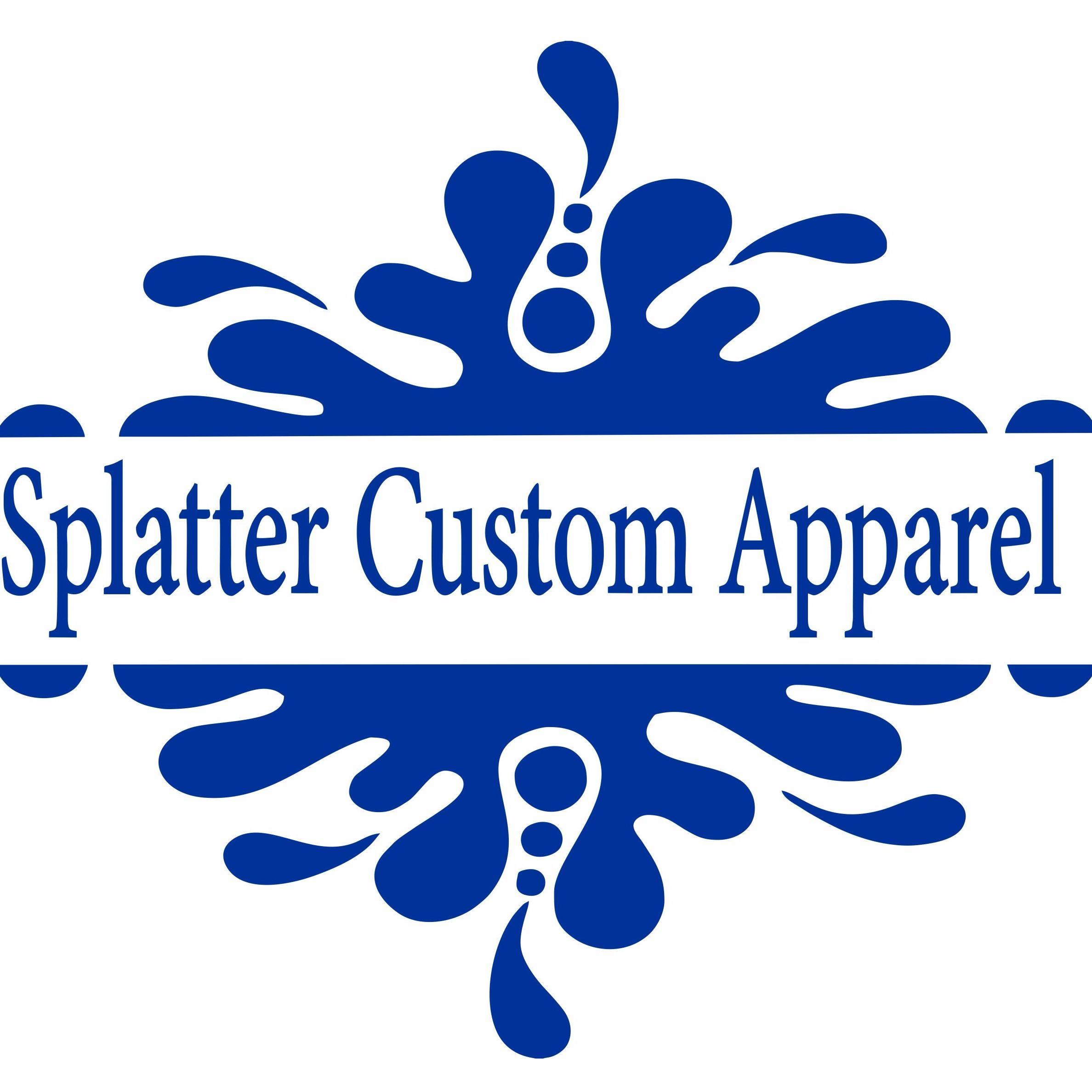 Splatter custom apparel coupons near me in bergen 8coupons for Custom shirt stores near me
