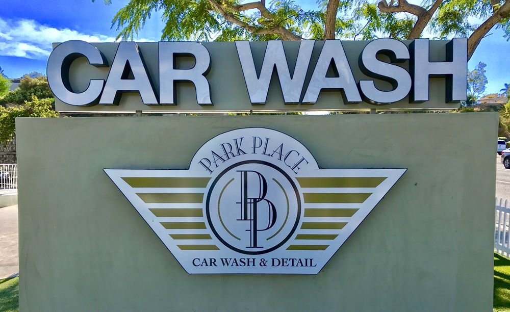 Park Place Car Wash Encinitas