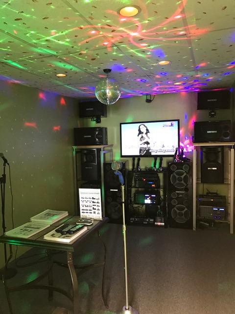 Inside Sound Room Singtronic Garden Grove (714)554-4200