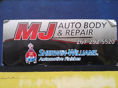 MJ Auto Body & Repair - Philadelphia, PA 19153 - (267)292-5520 | ShowMeLocal.com
