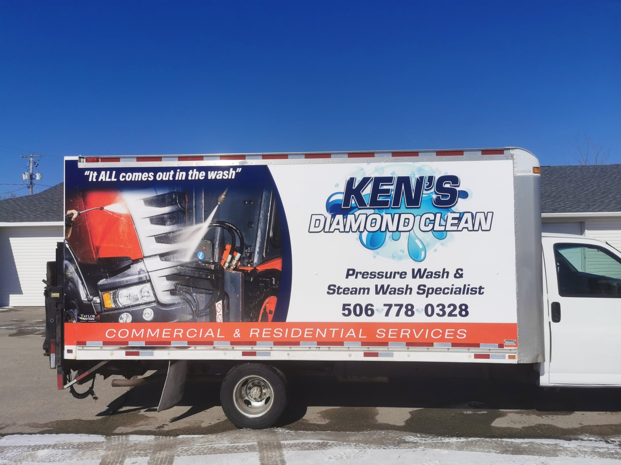 Ken's Diamond Clean à Miramichi