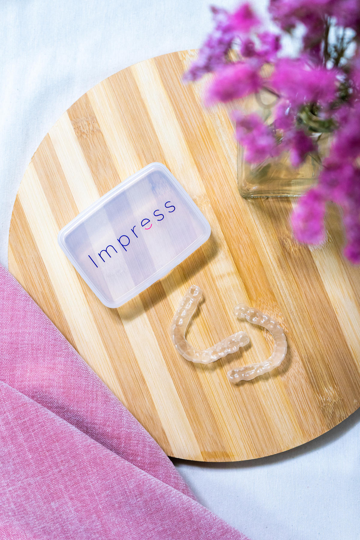 Impress | Ortodoncia Invisible Amadora