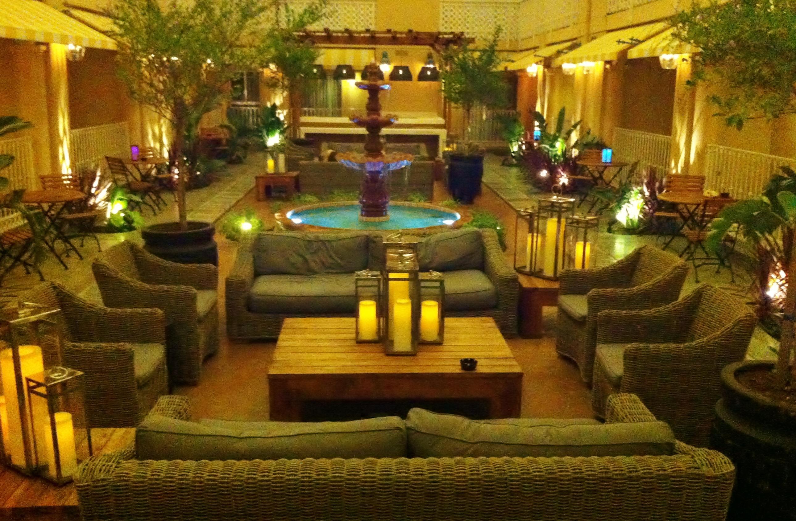 Hollywood hotel in los angeles ca 90029 for Snooty fox motor inn