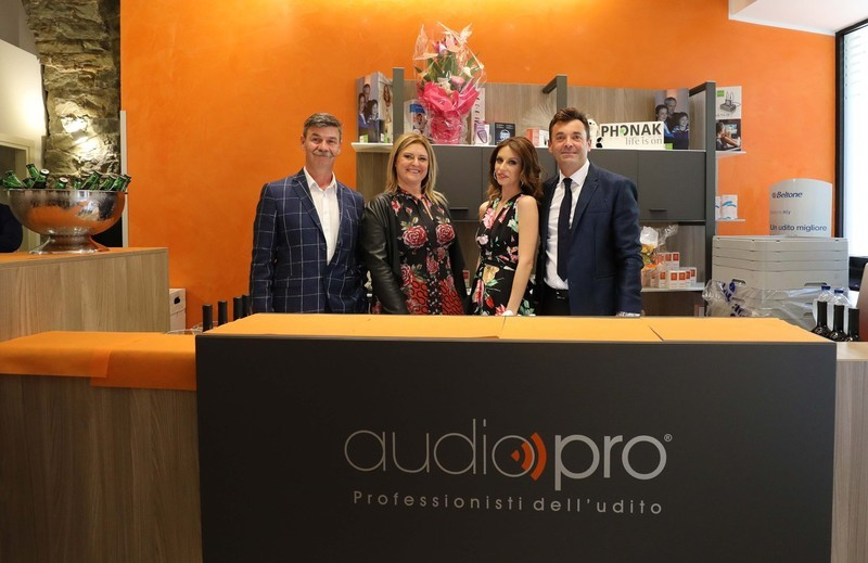 Audiopro Centro Acustico By Romano
