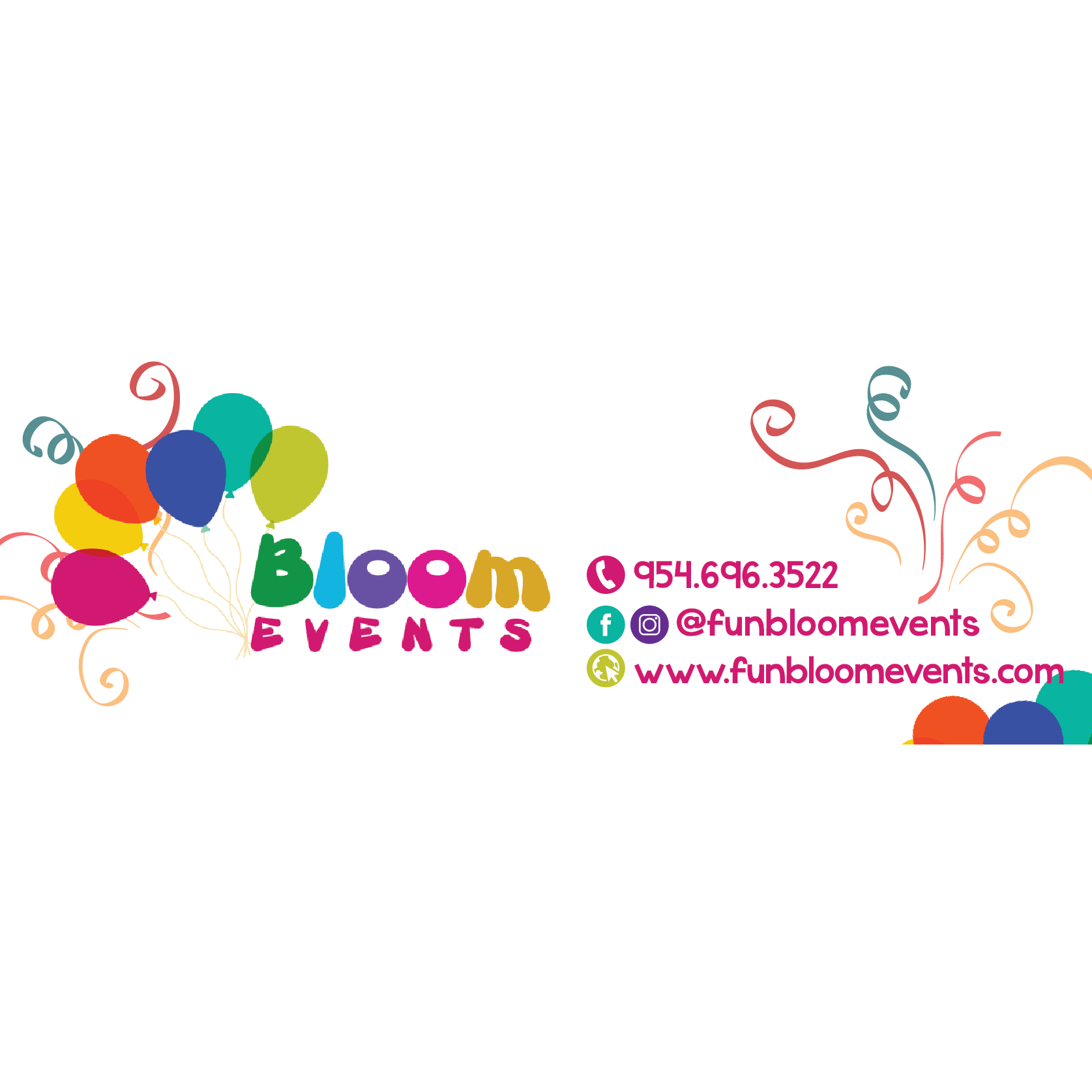 Bloom Events, LLC - Plantation, FL 33324 - (954)696-3522 | ShowMeLocal.com