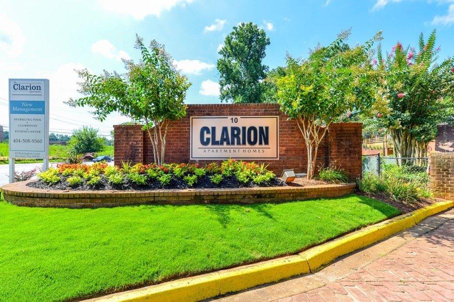 Clarion Apartments Decatur Ga