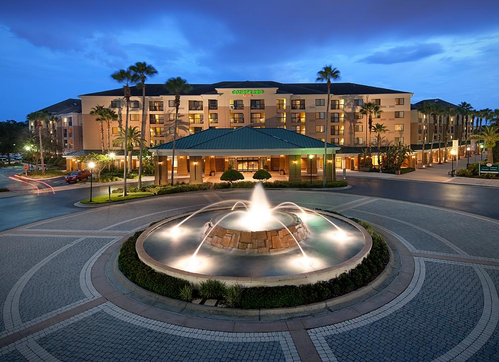 Courtyard Orlando Lake Buena Vista in the Marriott Village - ad image