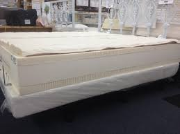 THE ULTIMATE Organic 100% Pure Talalay Organic Mattress.  Quilted on both sides with Natural Cotton and Wool.
