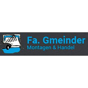 Gmeinder Norbert Montagen und Handel