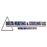 Delta Heating & Cooling logo