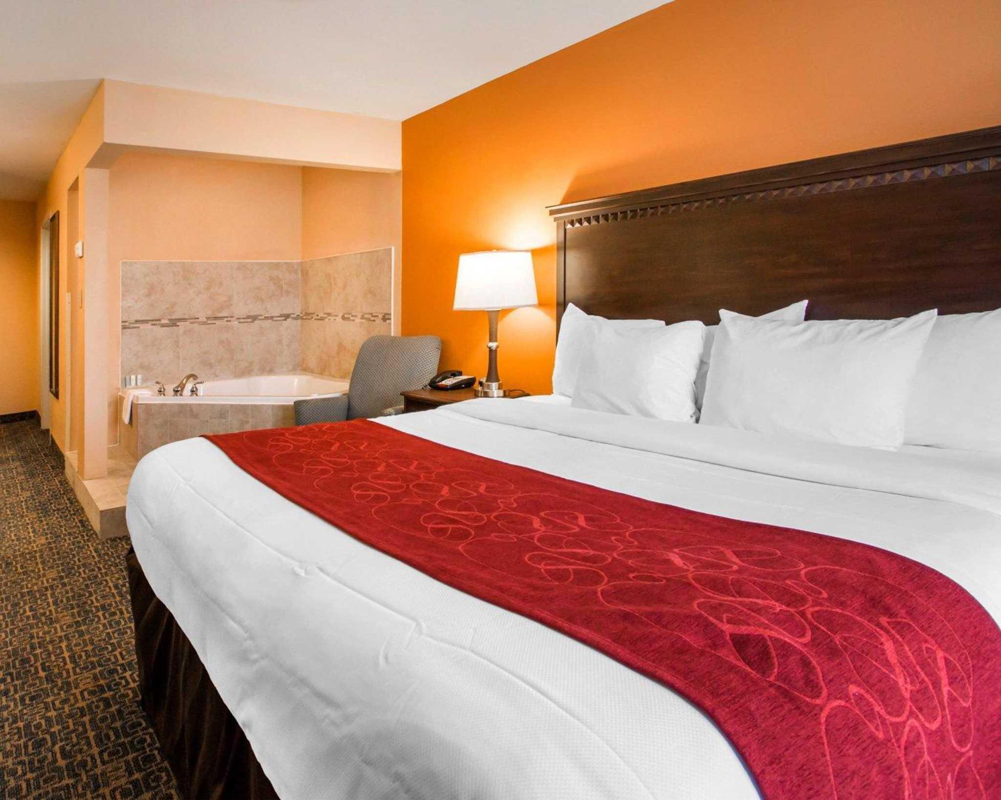 Comfort Suites Gateway Savannah Georgia Ga
